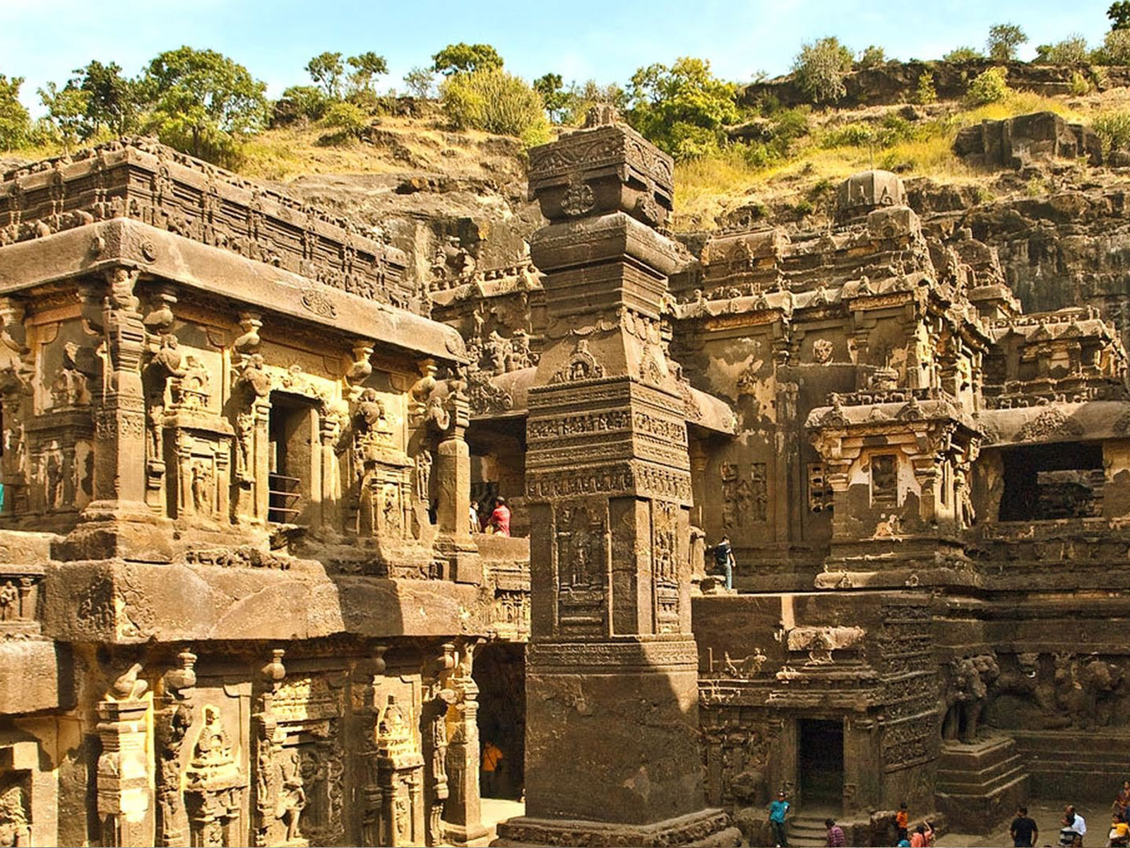 Image result for Ajanta and Ellora Caves, Maharashtra
